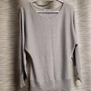 Zara knit top M